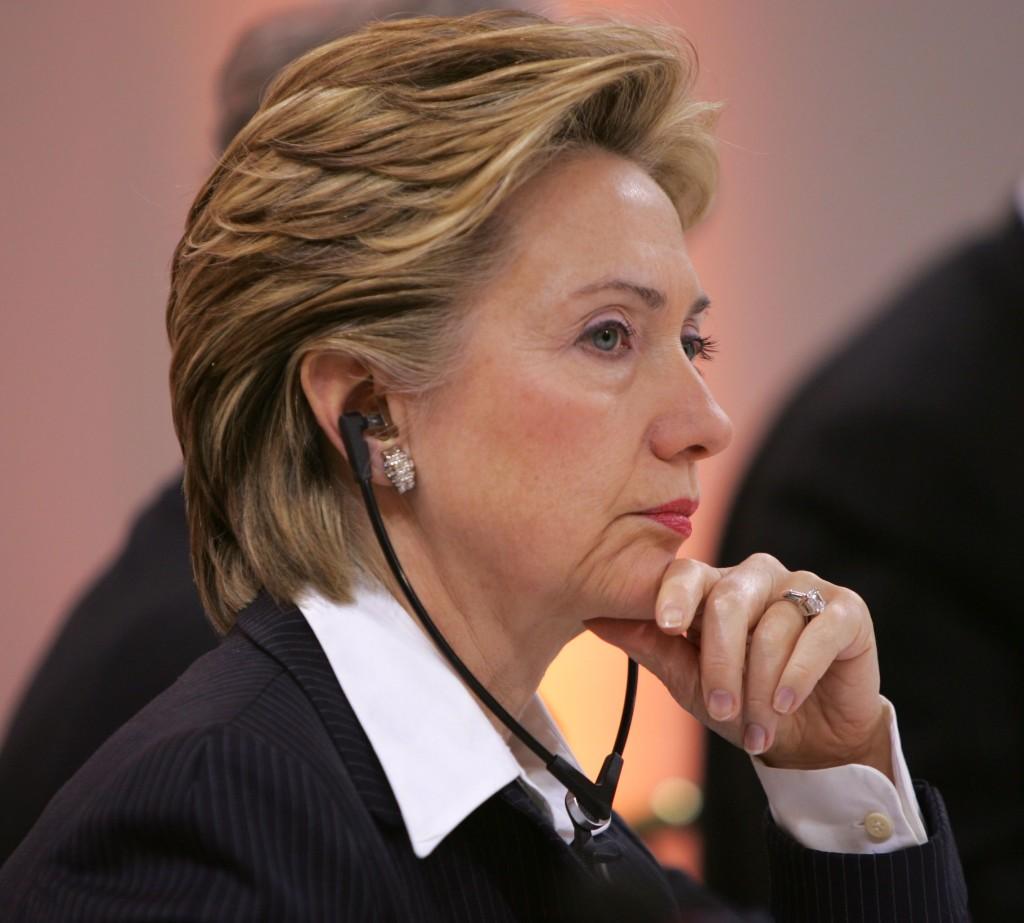 Hillarys email-sag genåbnes af FBI. (Foto: Polfoto)