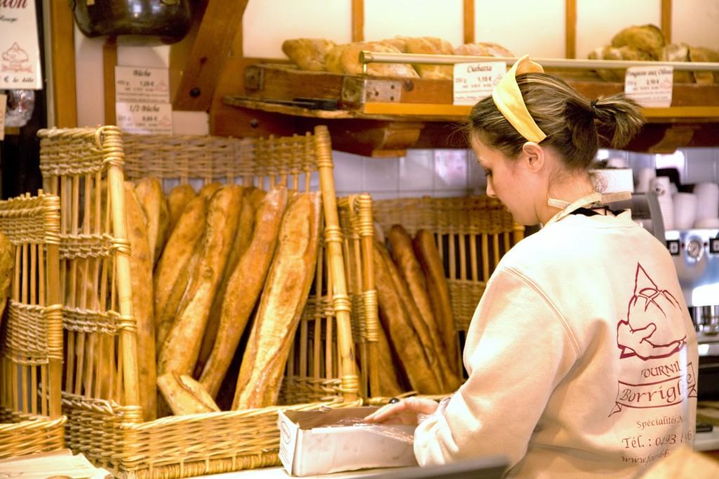 Arbejde i en bager sabbatår