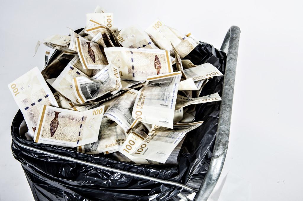 Singlekvinder Danmarks dårligste til at spare penge op