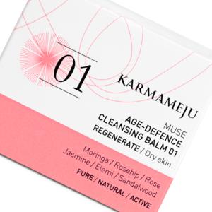 Muse cleansing balm 01 karmameju