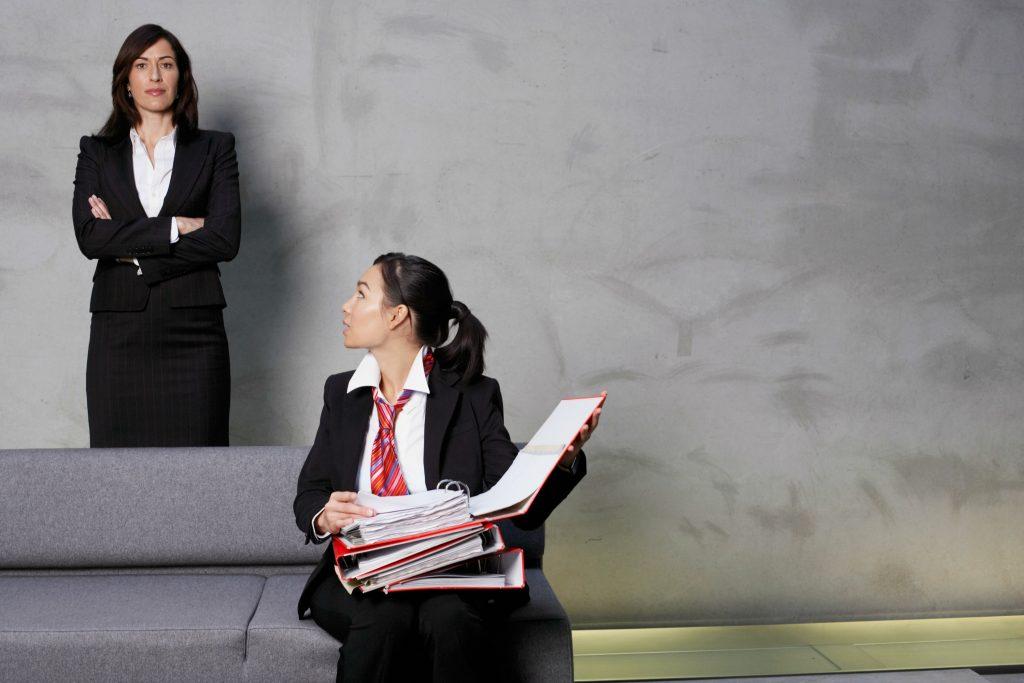 Skal du til jobsamtale? Sådan forbereder du dig. (Foto: Polfoto)