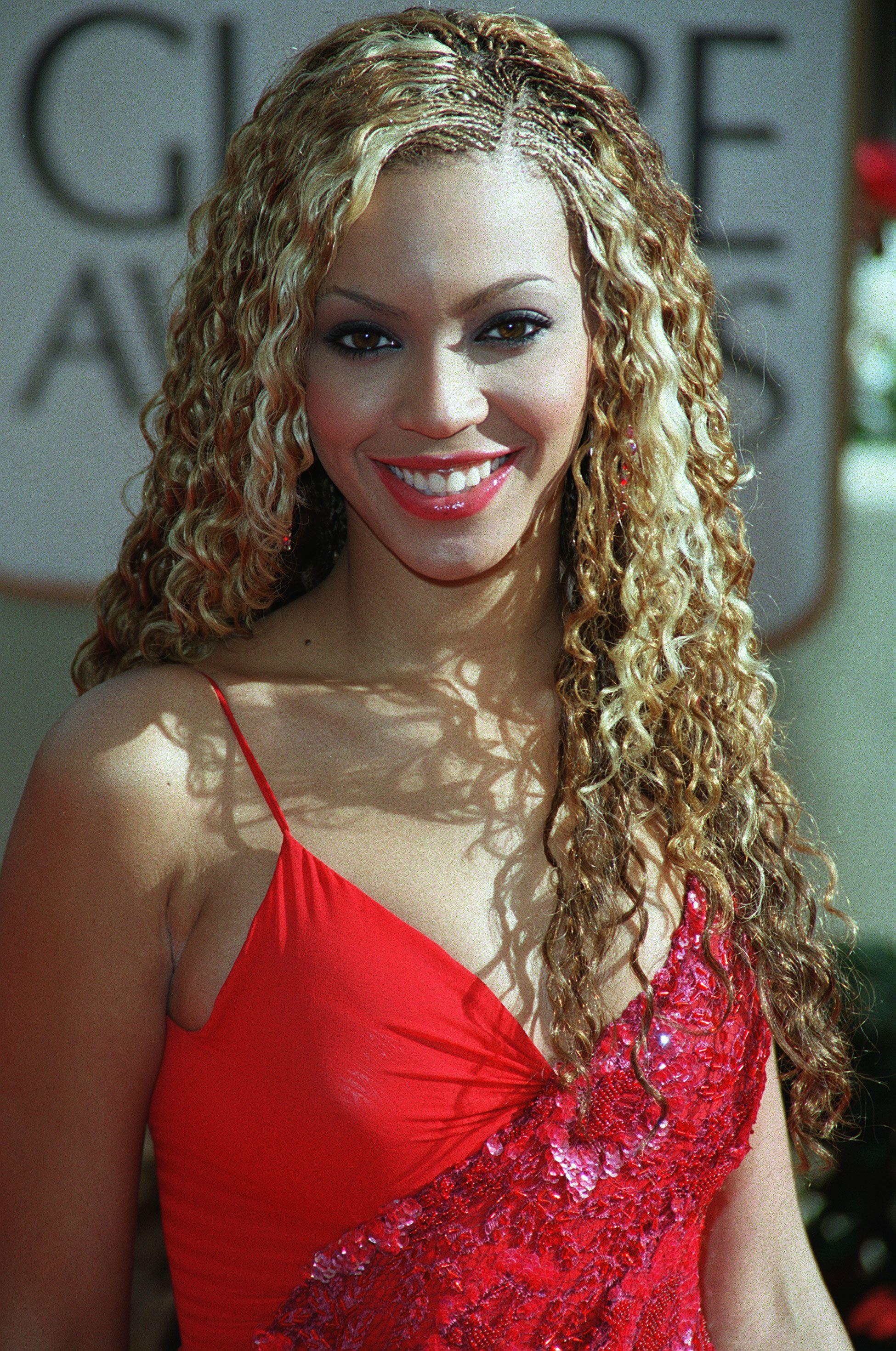 Beyoncé i 2001.