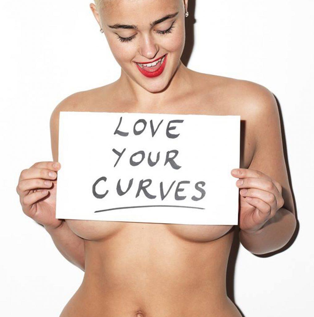 Det populære tv-program leder nu efter kurvede modeller, der minimum bruger størrelse 42 i tøj