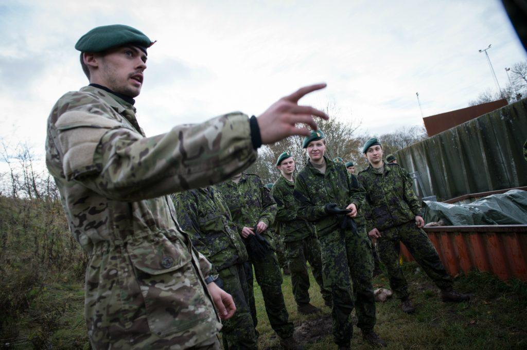 Befalingsmændene siger, at fælles barakker har givet bedre soldater. (Foto: Værnsfælles Forsvarskommando, Forsvarsgalleriet)