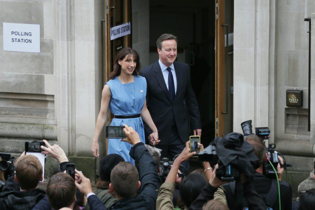 David Cameron træder tilbage som premierminister efter Brexit. (Foto: Polfoto)