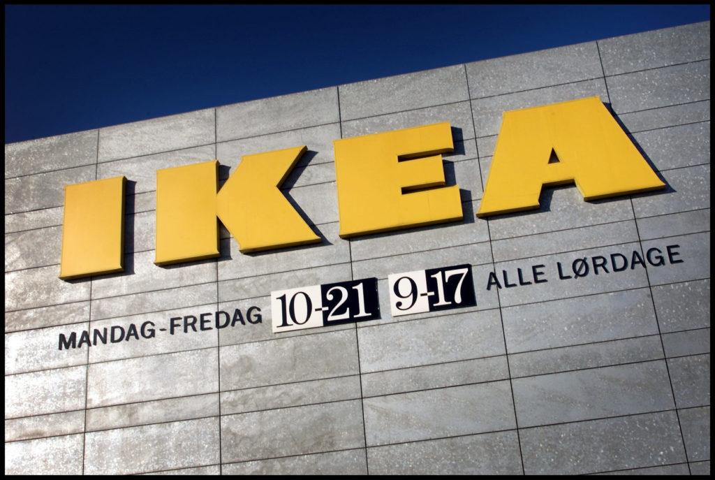 IKEA trækker millioner af møbler tilbage efter dødsfald blandt børn. (Foto: Polfoto)
