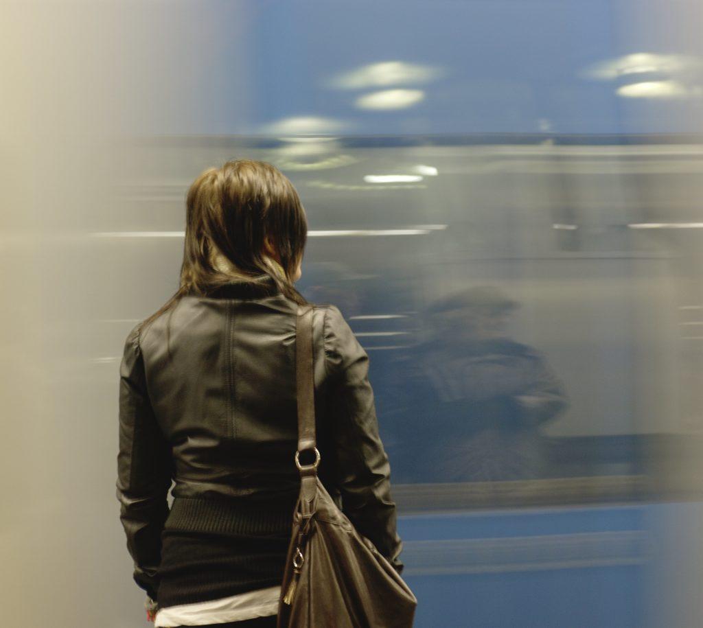 Katrine Troelsen rejser alene