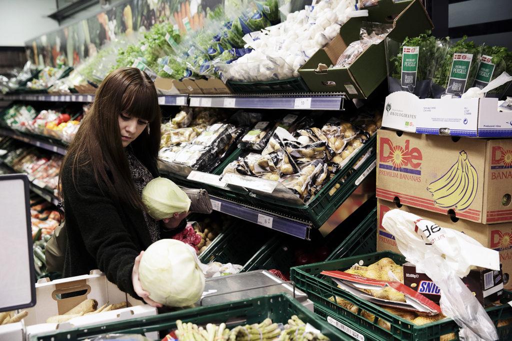 madspild sæson lokalt mad grøntsager frugt bæredygtighed bæredygtig, bæredygtigt