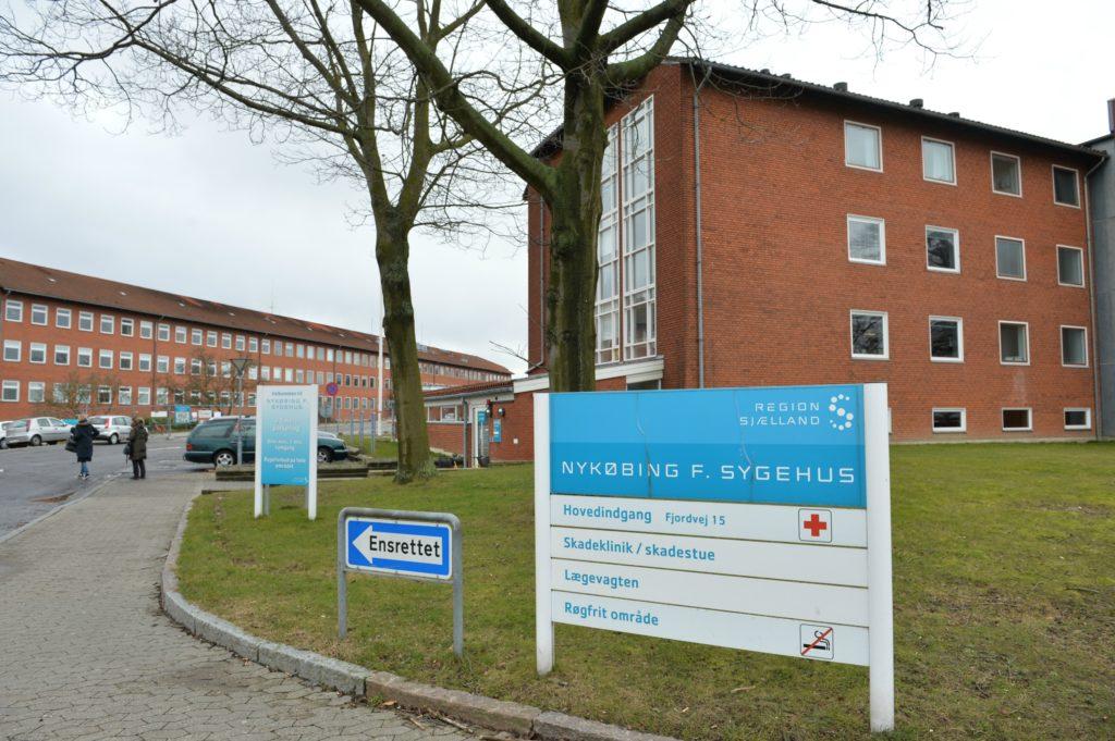 Sygeplejersken fra Nykøbing Falster Sygehus er dømt for drab på tre af sine patienter og et drabsforsøg. (Foto: Polfoto)