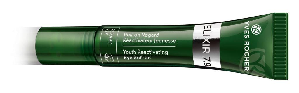 Yves Rocher øjencreme.