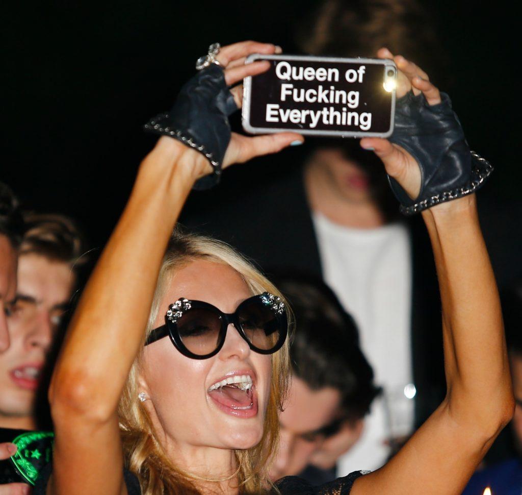 Paris Hilton festapps fest apps app party partyapp