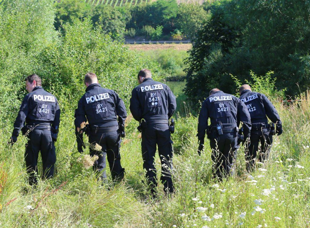 Politiet leder efter spor i sagen om en 17-årig, der gik amok i et tog med en økse. (Foto: Polfoto)