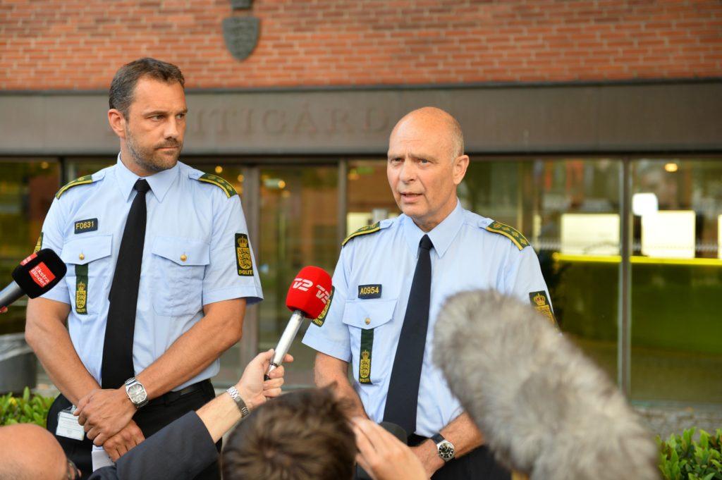 Lars Kragh er anholdt og sigtet for mordet på sne forældre. (Foto: Polfoto)