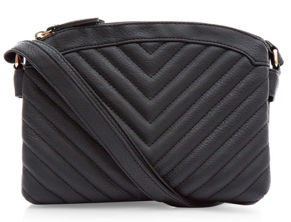 black-chevron-quilted-across-body-bag