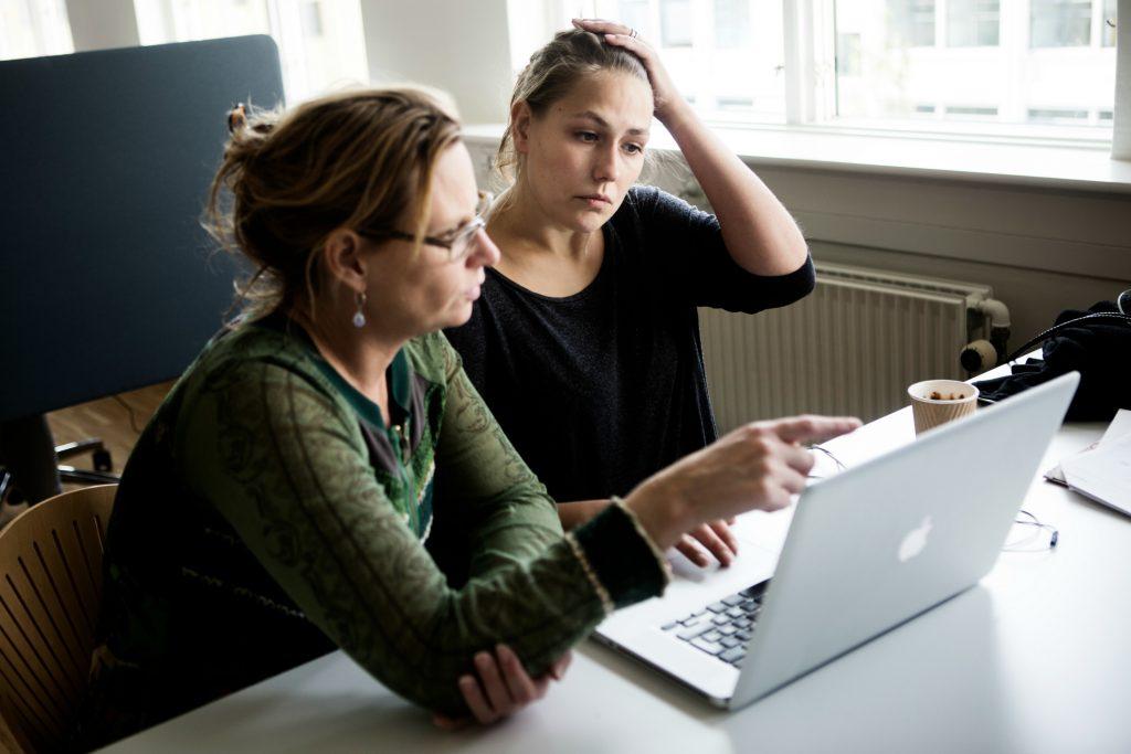 Din a-kasse kan hjælpe dig i din jobsøgning, hvis du står uden arbejde som nyuddannet. (Foto: Polfoto)