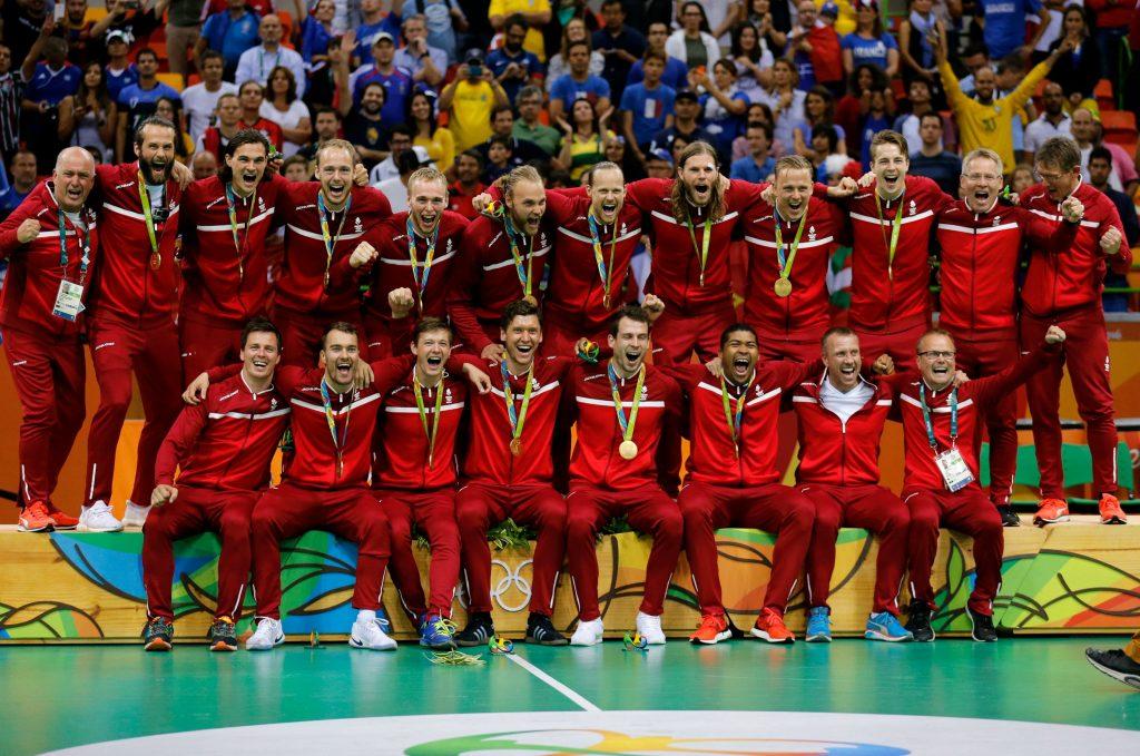 OL 2016 slutter med salsa, Super Mario og guld til Danmark. (Foto: Polfoto)