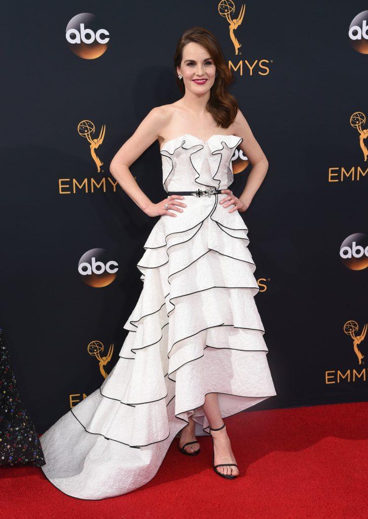 Michelle Dockery Emmy Awards