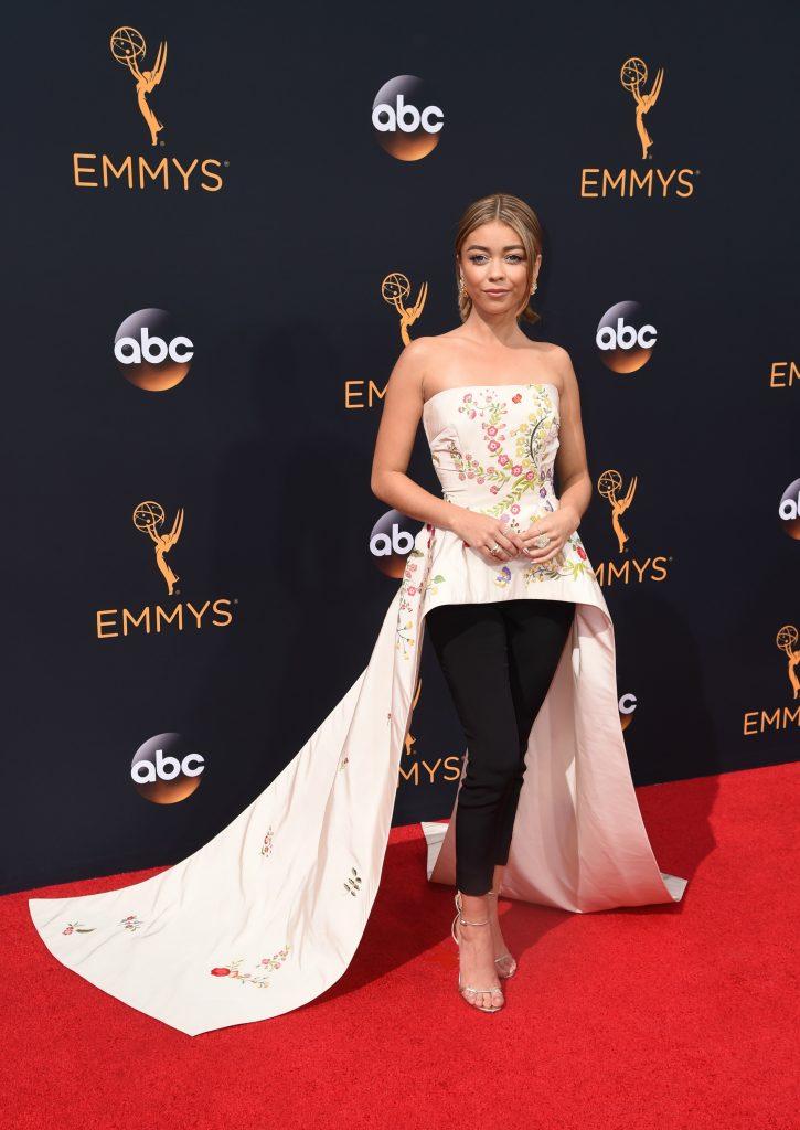 Sarah Hyland Emmy Awards