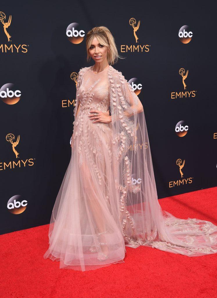 Giuliana Racic Emmy Awards