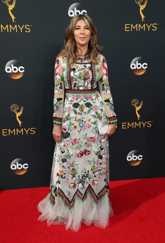 Nina Garcia Emmy Awards