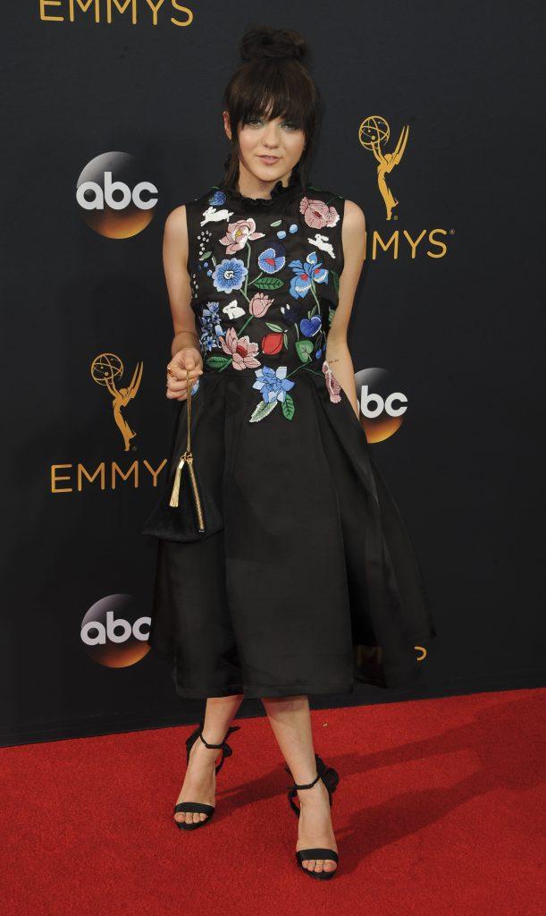 Emmy Awards Maisie Williams