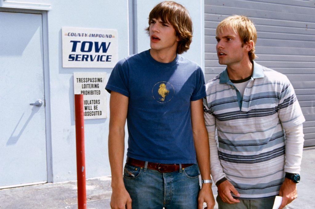 bromance dude where's my car ashton kutcher