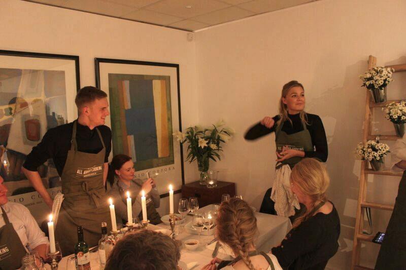 Anna skippede gymnasiet og blev chef i Magasin. Her har hun 12 medarbejdere.(Foto: Privat)