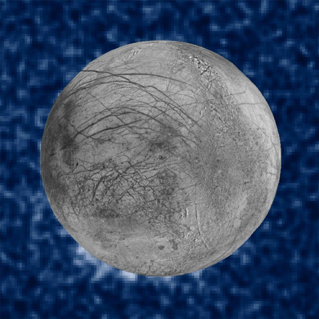 NASA har måske fundet hav på Jupiters måne. (Foto: Polfoto)