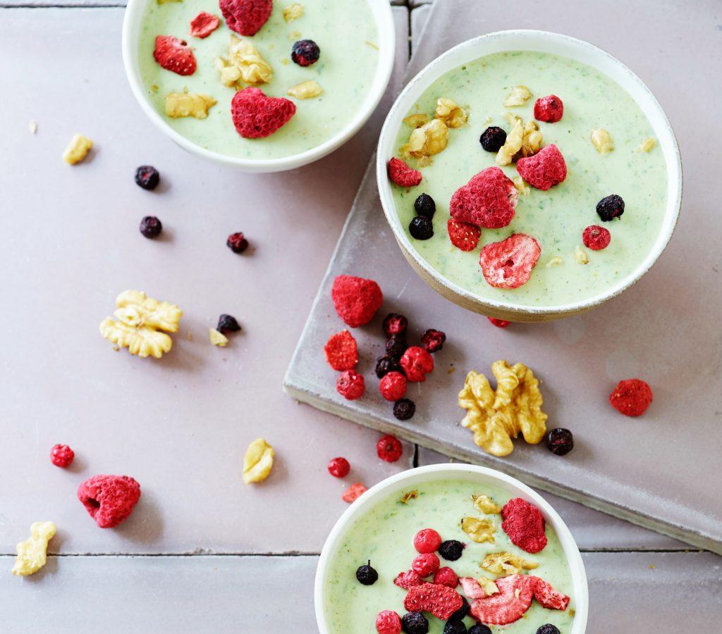 Denne morgenmad vil med garanti give dig en god start på dagen. (Foto: Tarme i Topform)