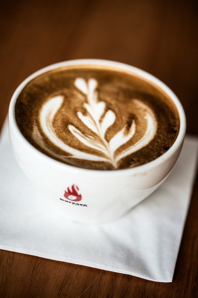 Baresso udvider med flere kaffebarer over hele landet. Stifteren og bossen Kenneth Lucian. Foto Niels Hougaard