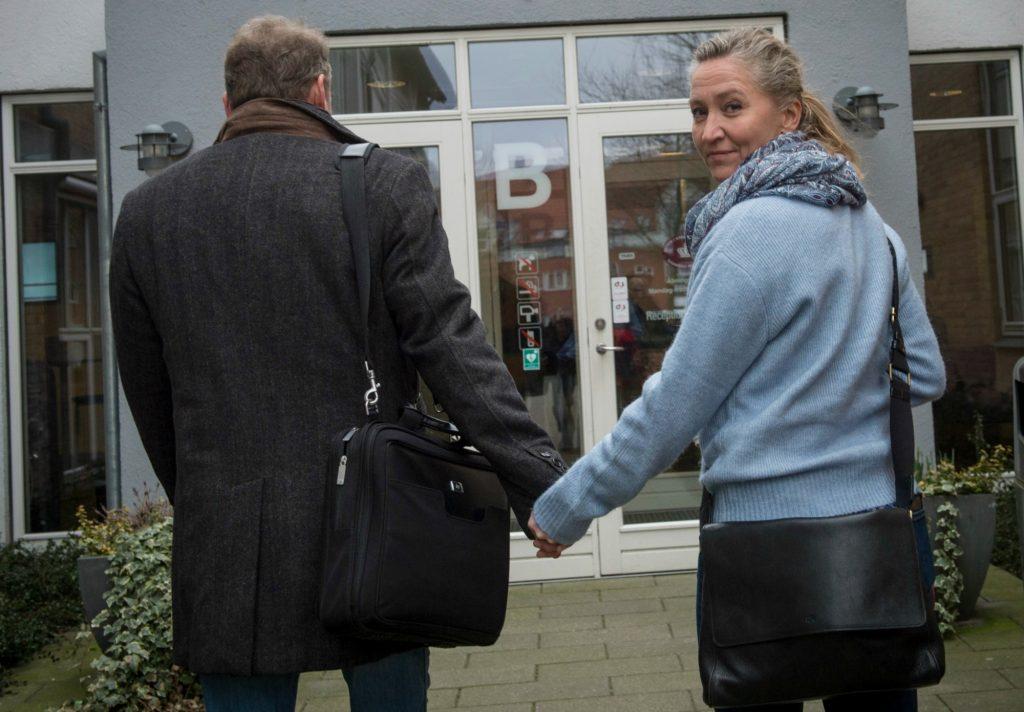 Lisbeth Zornig og hendes mand dømt for menneskesmugling