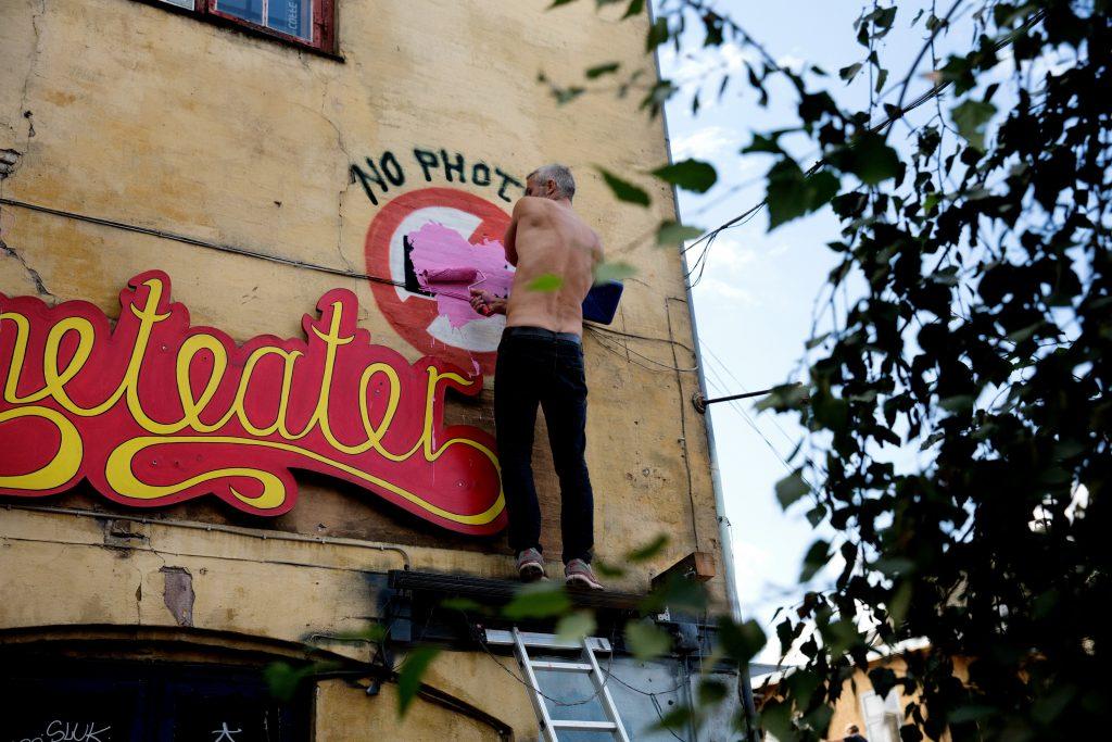 Christiania videoovervågning