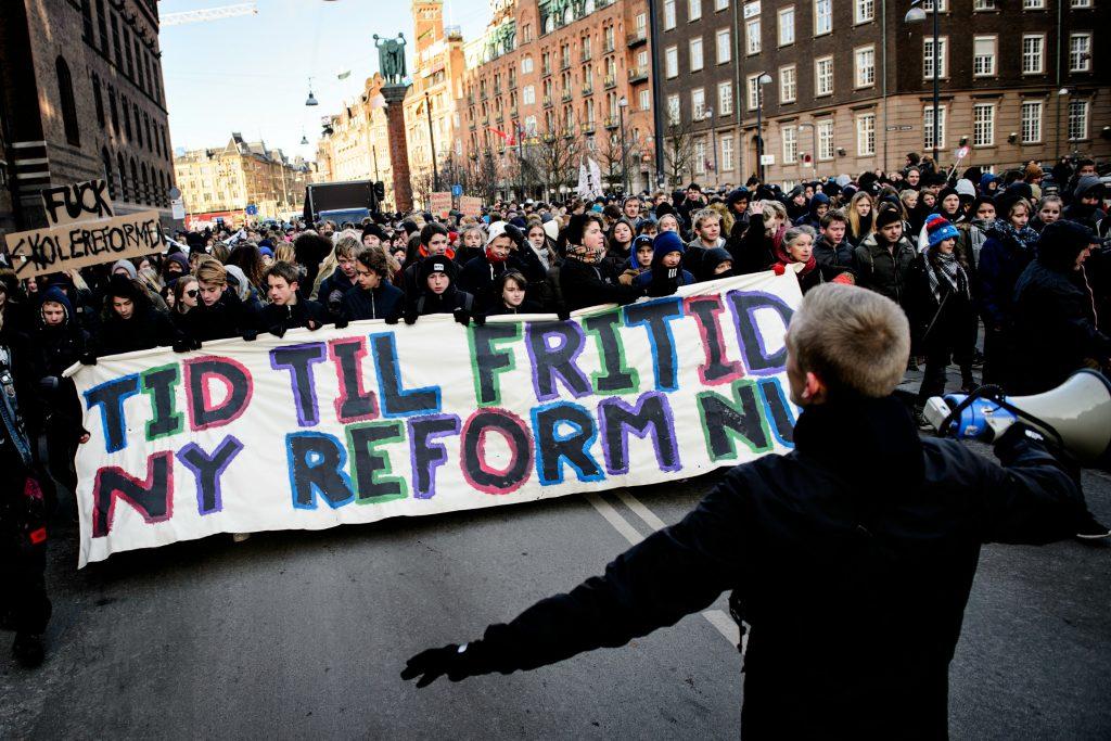 Analyse: Politikerlede den største i 25 år, det er i sær reformer, der vækker mistillid. (Foto: Polfoto)