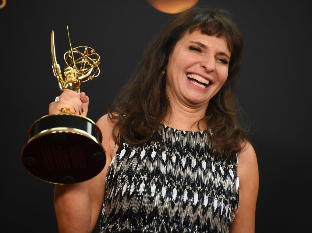 Susanne Bier skriver dansk historie, efter hun vinder en Emmy i nat. (Foto: Polfoto)