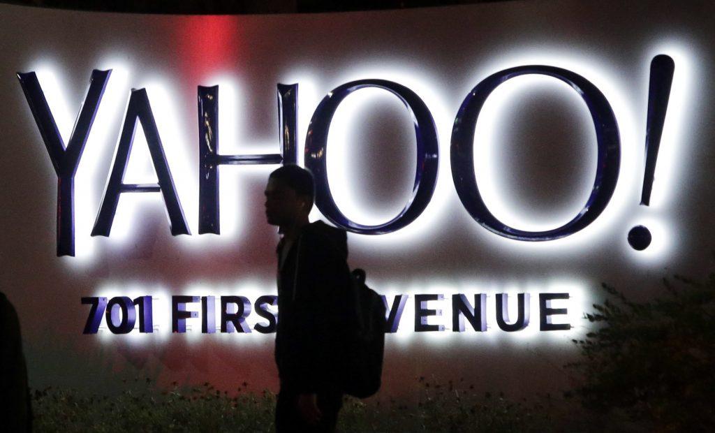 Gigalæk: Data fra 500 millioner Yahoo-brugere er stjålet. (Foto: Polfoto)