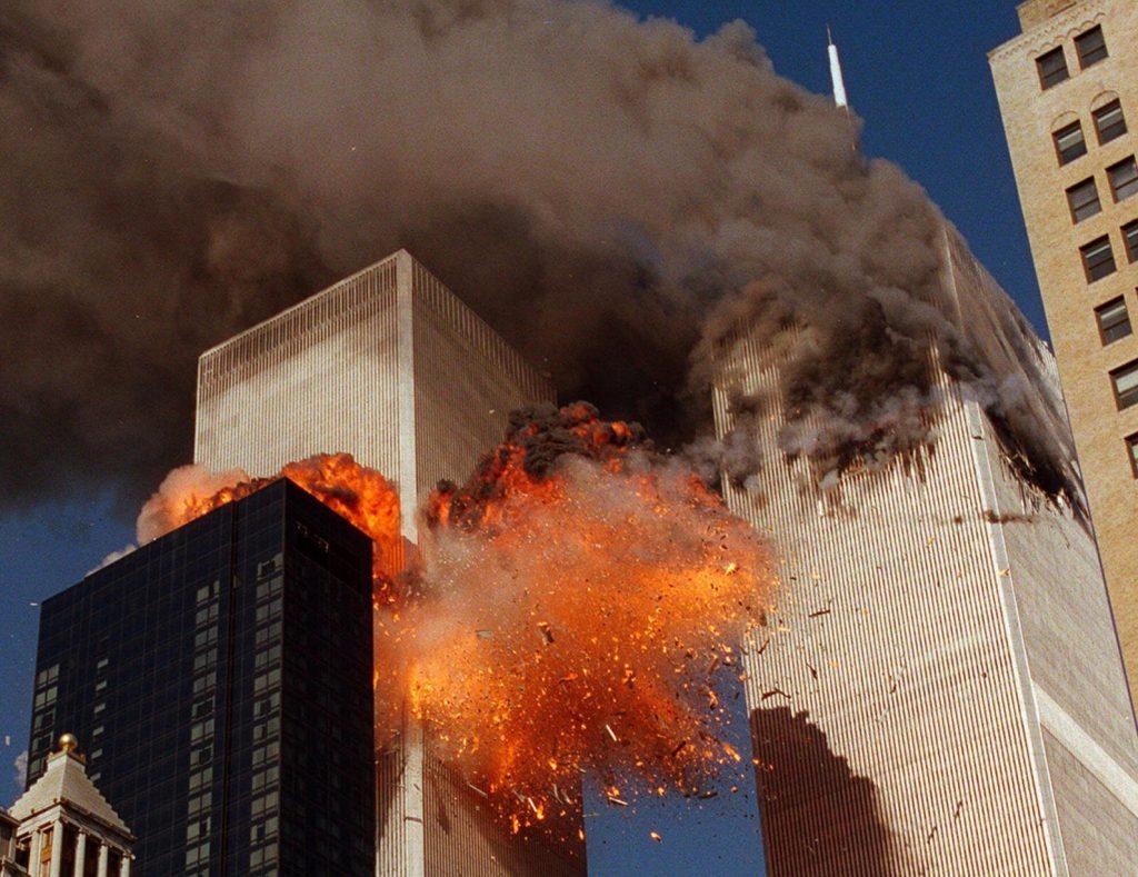 Terrorangrebet på World Trade Center den 11. september 2001 blev startskuddet til en ny bølge af terrorisme. (Foto: Polfoto)