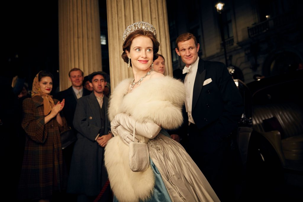 Streamingguide Netflix The Crown