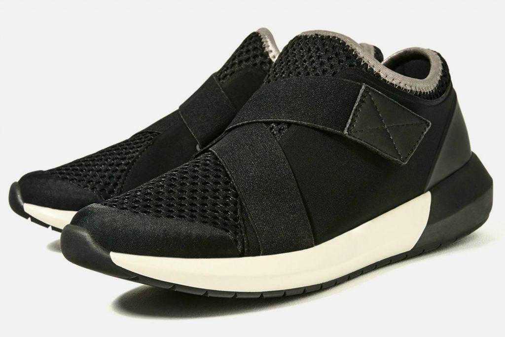 Zara sneakers med klæberem