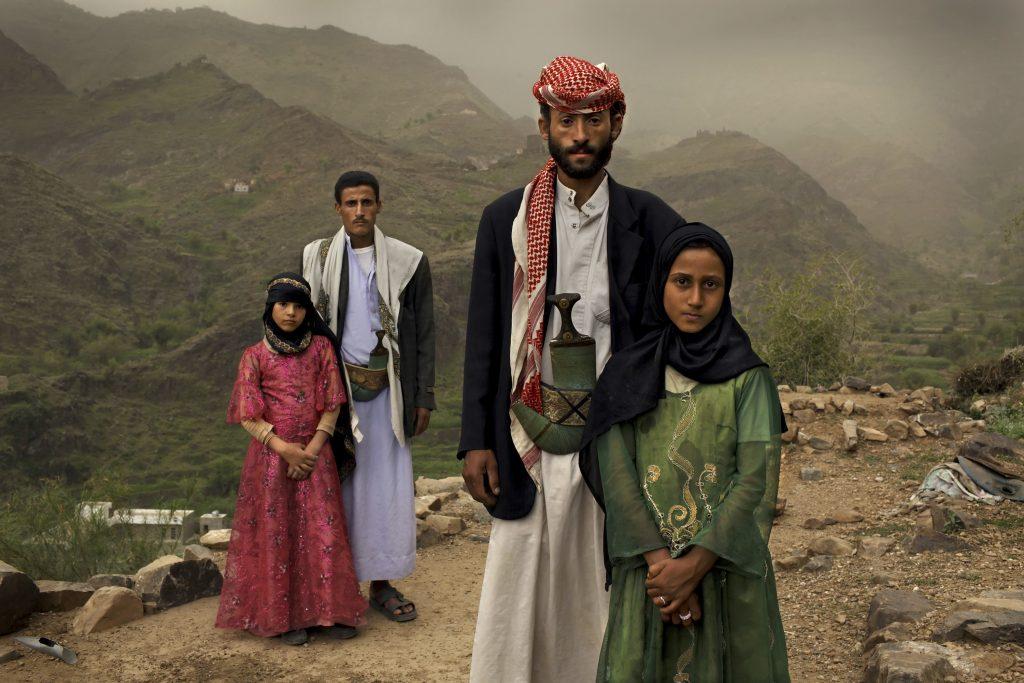 Rapport: Millioner af piger bliver gift før de er 15 år. (Foto: Polfoto)
