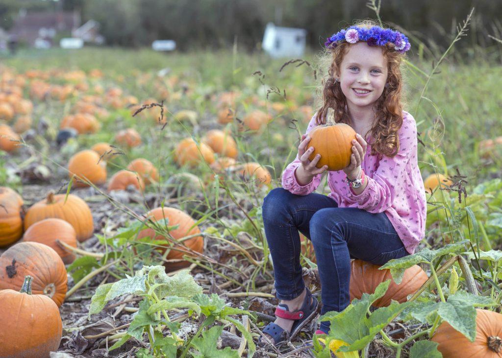 Halloween startede som børnenes fest. (Foto: All Over)