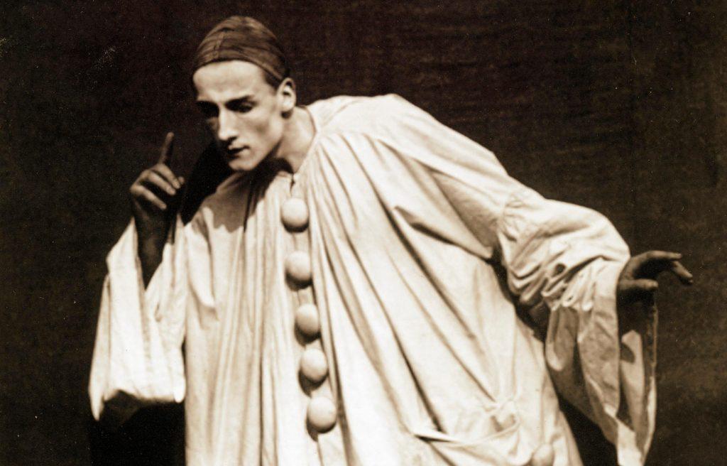 Den franske mimer Duberau lagde kimen til Pierrot. Her i 1854. Foto: All Over).
