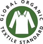 GOTS: Global Organic Textile Standard. (Foto: Forbrugerrådet Tænk Kemi).
