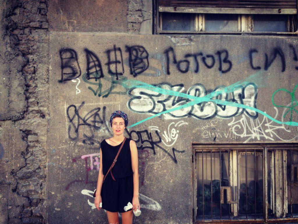 Mette var kun 30, da hun fik konstateret brystkræft. (Foto: Privat)