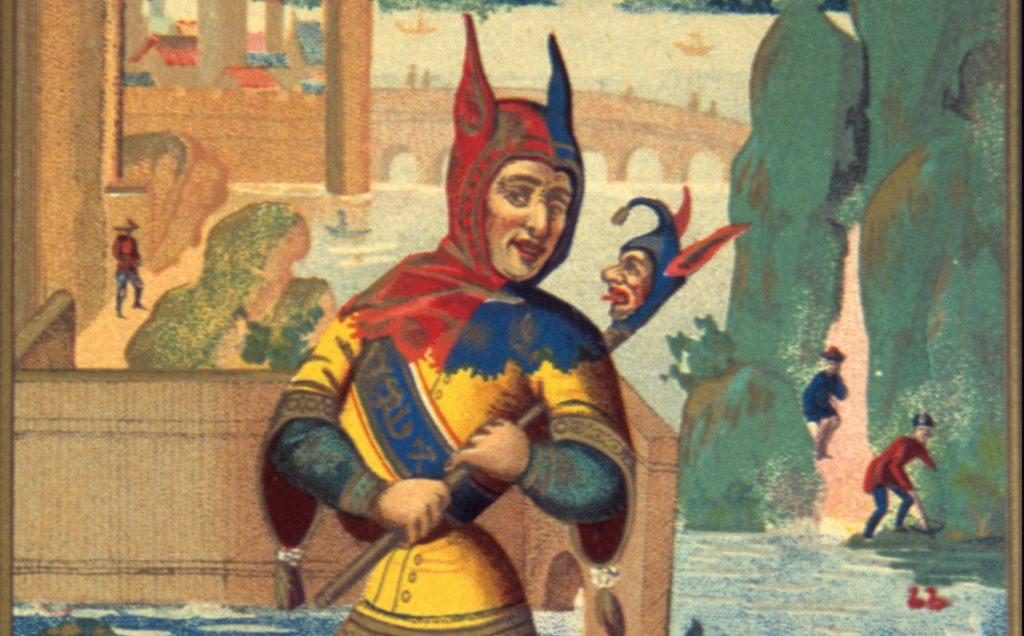 Klovne var en fast del af hoffet i middelalderen. (Foto: All Over).