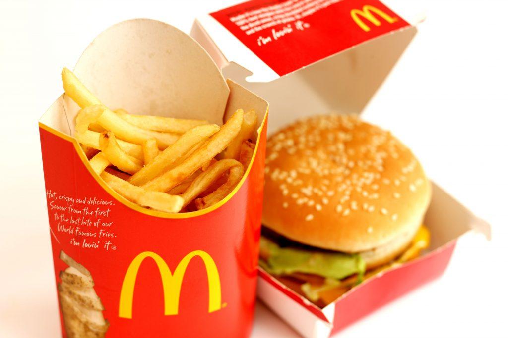 Vidste du, at McD har en glimrende weekendebrunch? Foto: All Over)