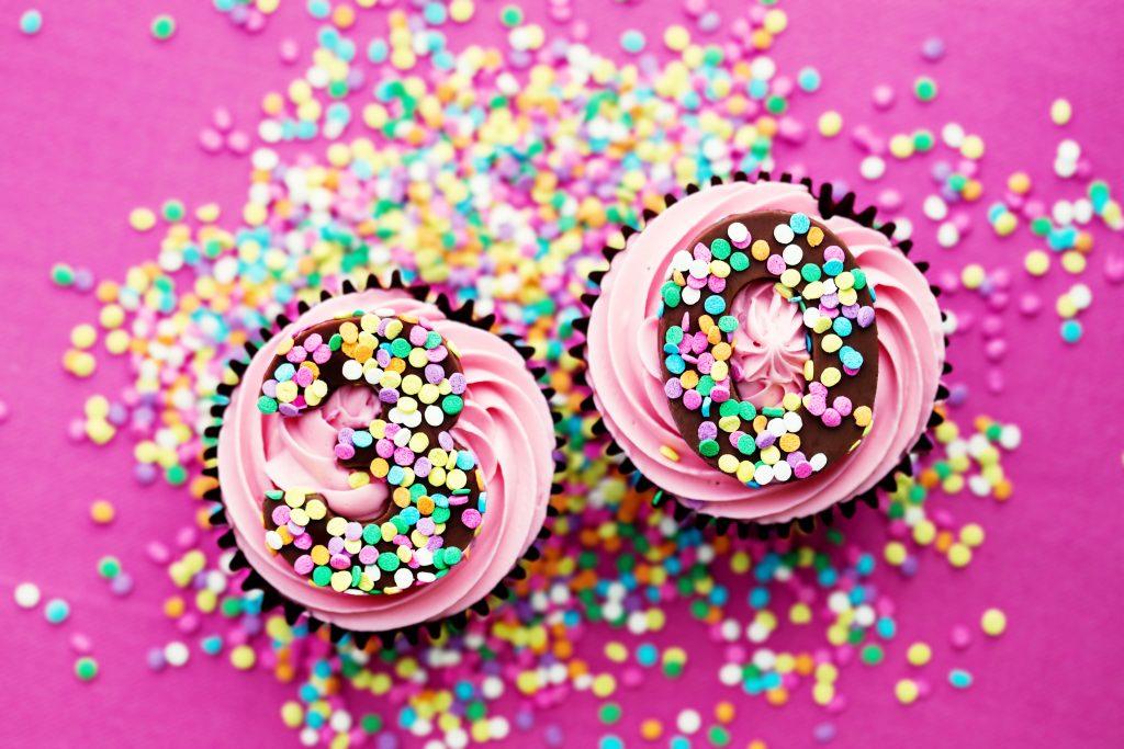 Jeg havde styr på snacks og kager. Heldigvis. Foto: All Over)