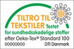 Tiltro til tekstiler. (Foto: Forbrugerrådet Tænk Kemi)