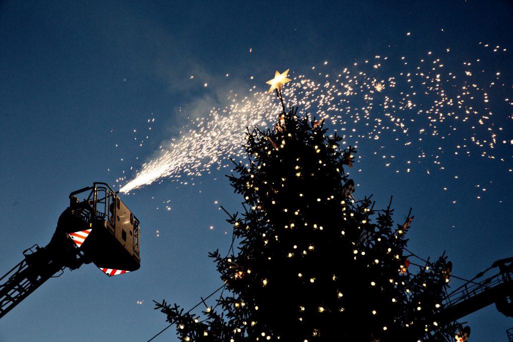 Kulturtilbud november Juletræet tændes