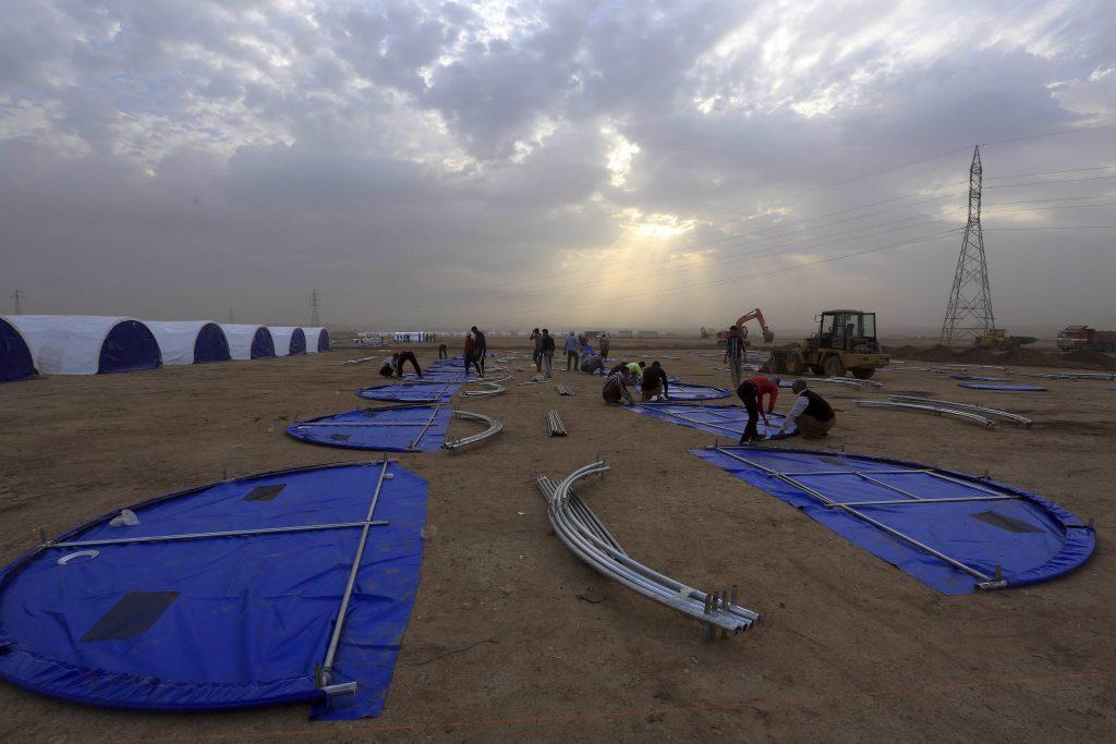 5.000 flygter til Syrien