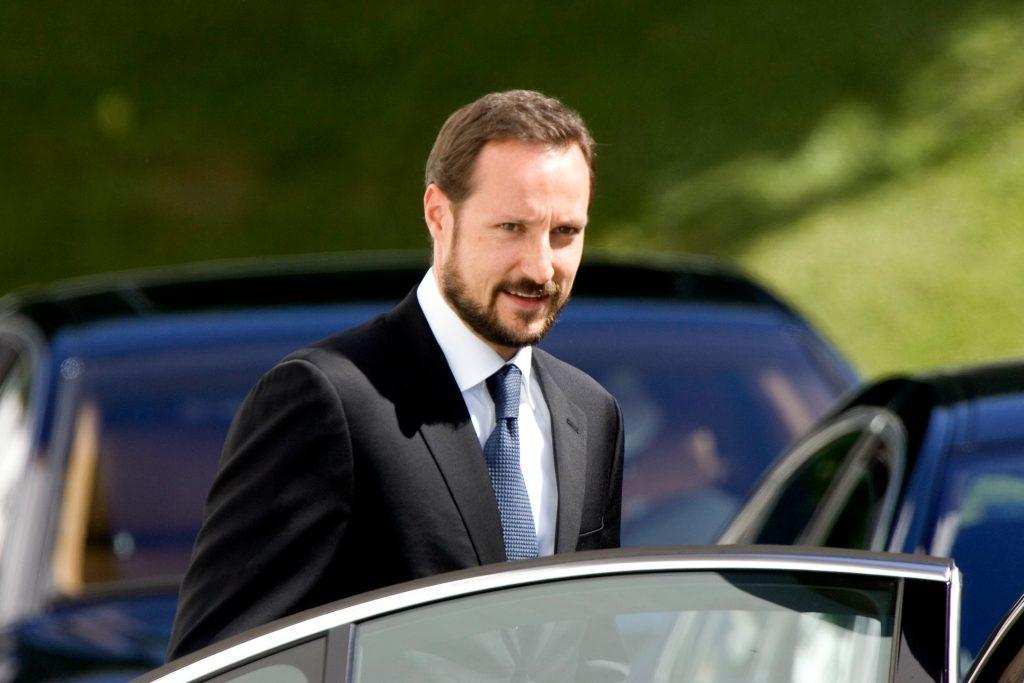 Den norske kronprins indrømmer ulovlig udlejning